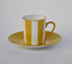 French Limoges Porcelain - Expresso Caffe Cup