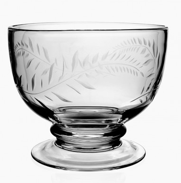 JASMINE FOOTED BOWL BY WILLIAM YEOWARD