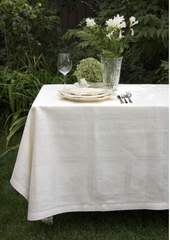 Natalie Tablecloth & Napkins - 100% Linen