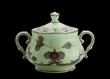 ORIENTE ITALIANO BARIO SUGAR POT BY RICHARD GINORI