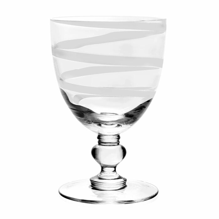 BELLA BIANCA GOBLET BY WILLIAM YEOWARD