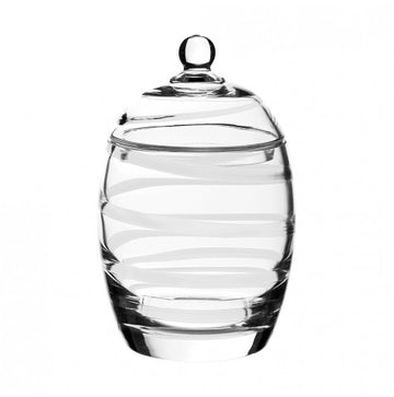 BELLA BIANCA CANDY JAR BY WILLIAM YEOWARD