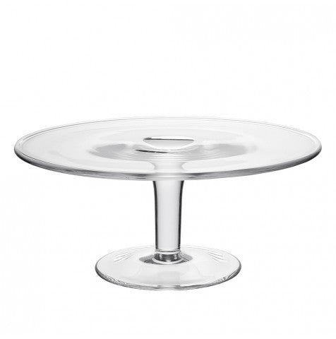 WILLIAM YEOWARD Bella Bianca Cake Stand and Dome