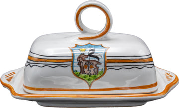 PALIO COVERED BUTTER DISH