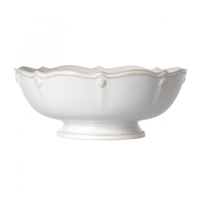 BERRY & THREAD FOOTED FRUIT BOWL