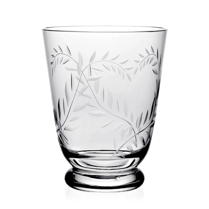 JASMINE FOOTED TUMBLER BY WILLIAM YEOWARD