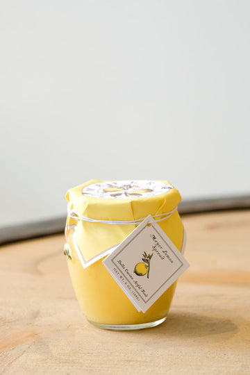 Preserved Lemon Cream