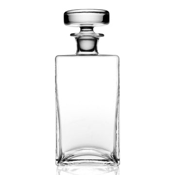 LILLIAN SQUARE DECANTER BY WILLIAM YEOWARD