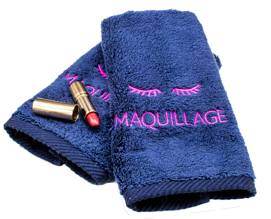 MAQUILLAGE WASH CLOTH (set of 2)