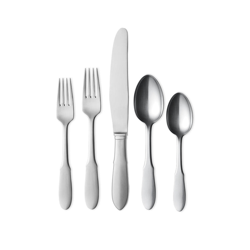 MITRA 5 PIECE PLACE SETTING BY GEORG JENSEN