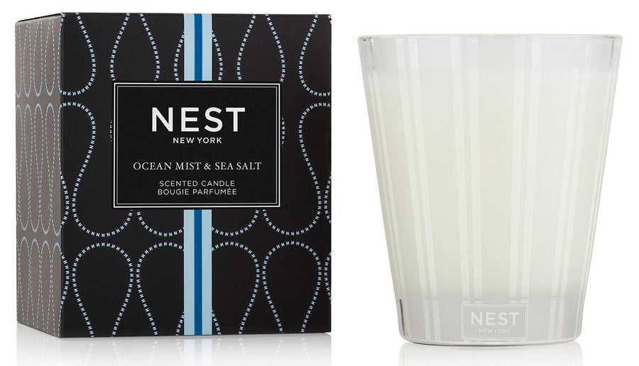 Ocean Mist & Sea Salt Candle 8.1oz