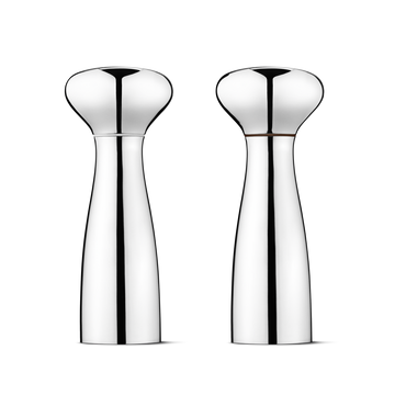 ALFREDO SALT & PEPPER GRINDERS BY GEORG JENSEN
