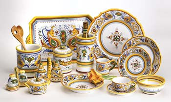 Raffaellesco Ceramic - Handmade in Italy