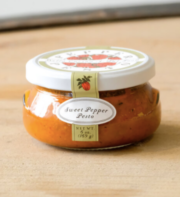 Sweet Pepper Pesto