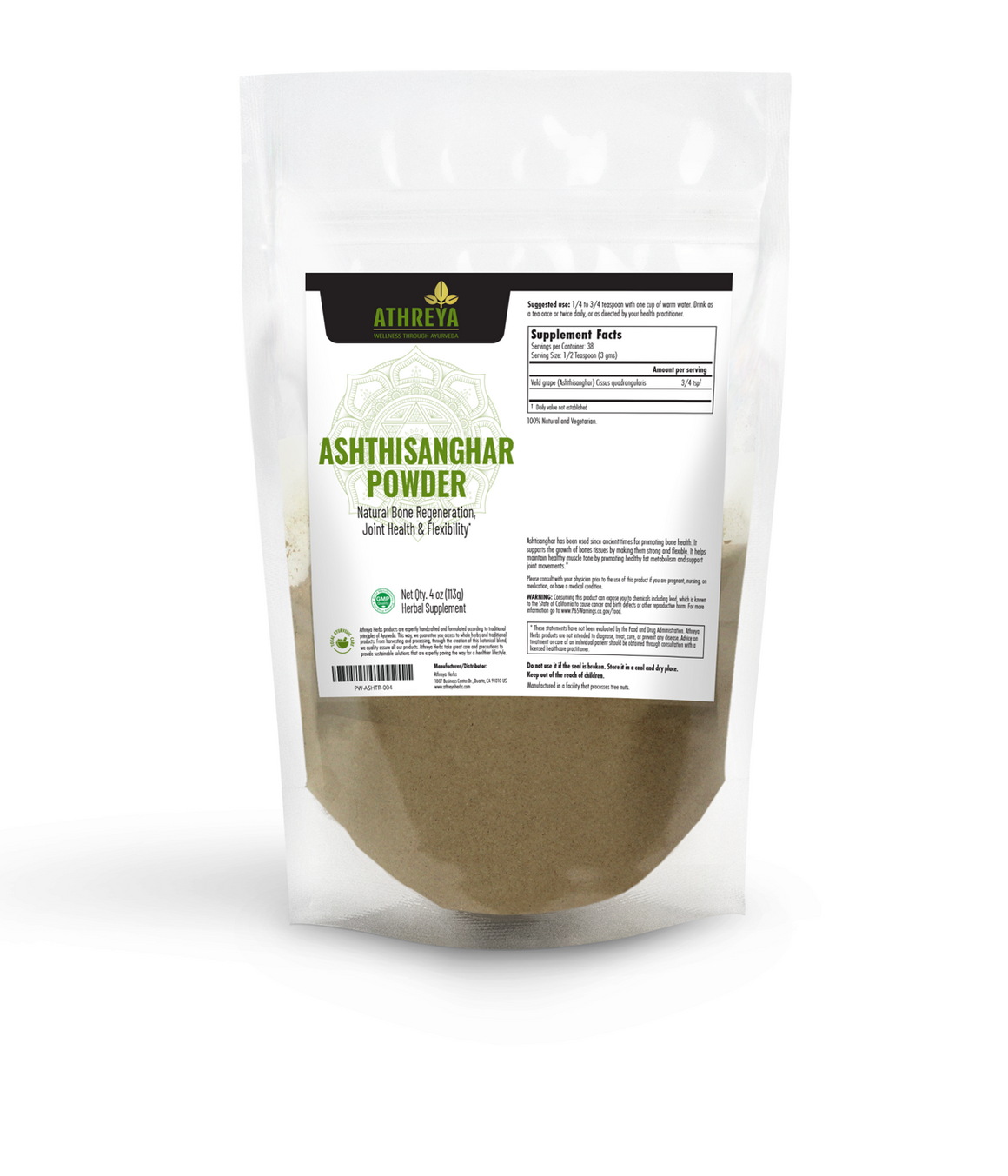 Ashthisanghar Powder