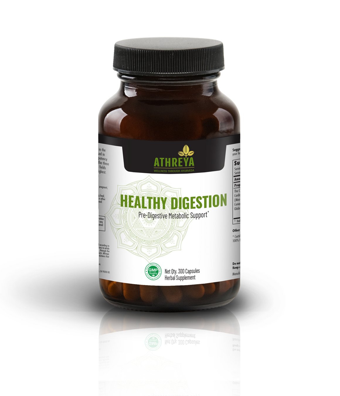 Healthy Digestion Capsules