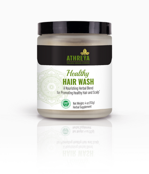 Healthy Hair Wash