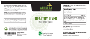 Healthy Liver Capsules