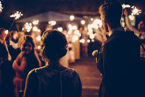 36 Inch Sparklers for Weddings are also Perfect for Concerts