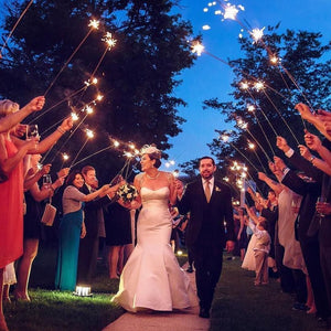 Indoor Smokeless Sparklers For Weddings