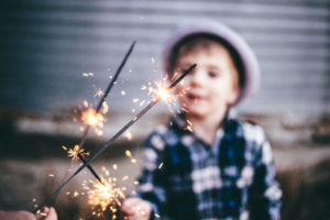 Are Wedding Sparklers Safe for All Ages?