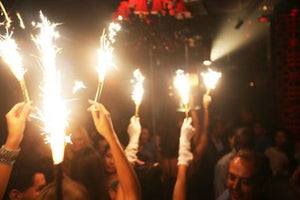 Cheap Nightclub Bottle Sparklers