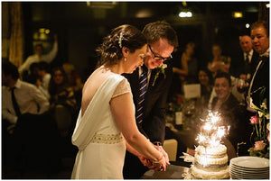 Indoor Sparklers for Weddings
