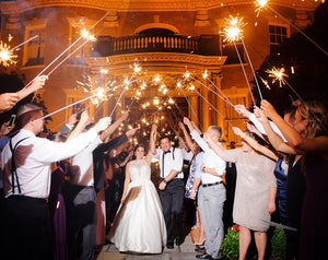 How To Check For Wedding Sparkler Quality