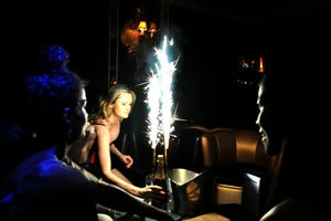 Buy VIP Club Sparklers For Champagne And Turn Up The Heat At Your Next Event