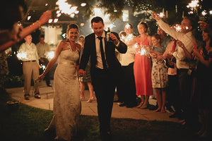 Wedding Sparkler Questions and Answers