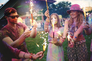 Three Coming of Age Events That Can Use Indoor Smokeless Champagne Sparklers