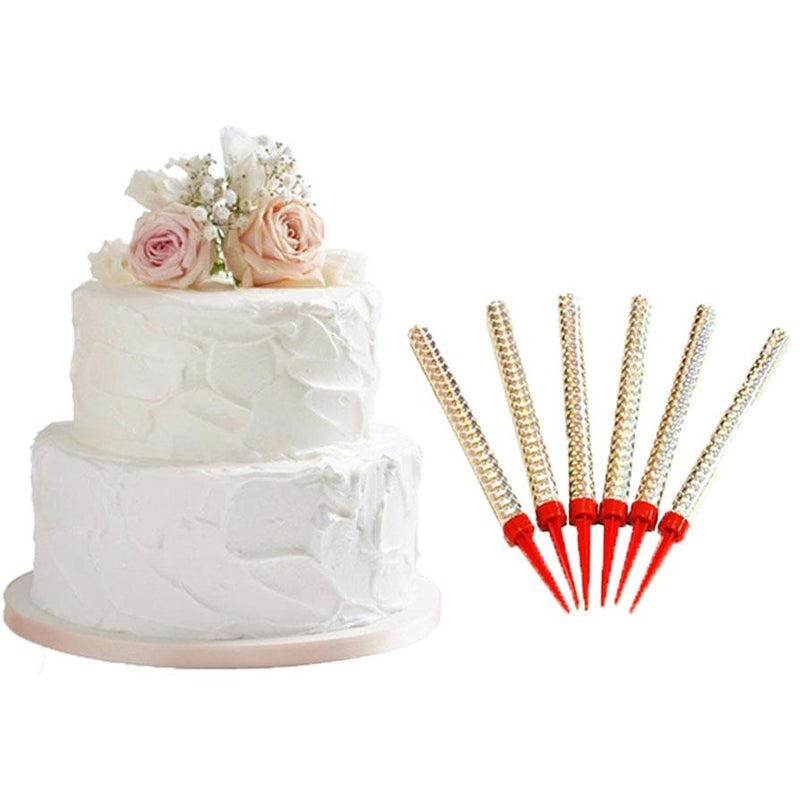 Cake Sparklers Sparkler Candles For Cakes Birthday Candles Vip