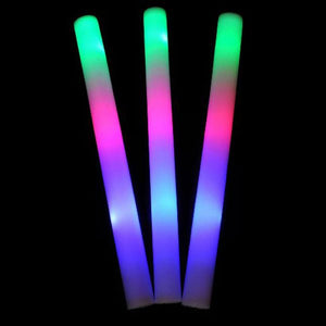 LED Foam Sticks