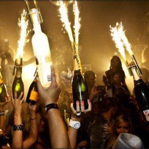 Sparklers For Bottle Service