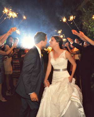 wedding sparkler on sale