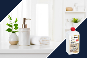 Best products to deep clean, shine, and protect the color of natural marble, granite, quartz, and other natural stone kitchens and bathrooms.
