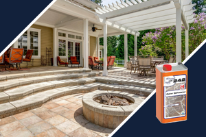 Best products to clean and remove algae, mold, dirt, and scum from outdoor surfaces like pavers, tile, travertine, and other natural stone.