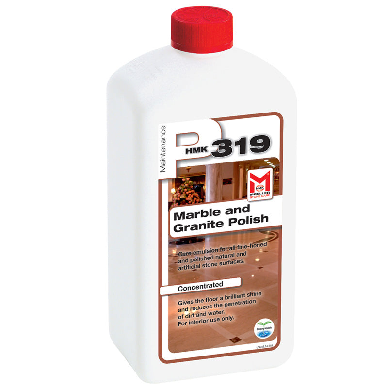 HMK® P319 Marble and Granite Polish Concentrate