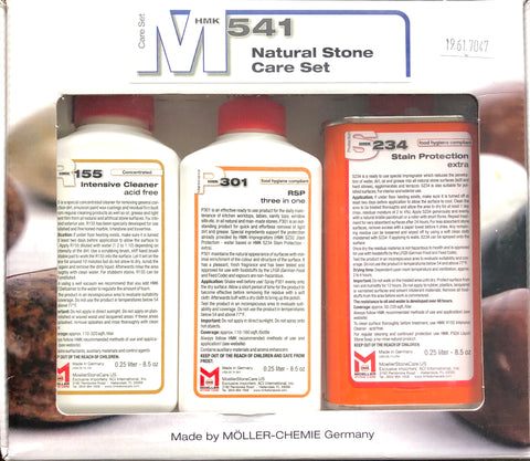 Home Care Kit - All you need to Care for Stone Countertops