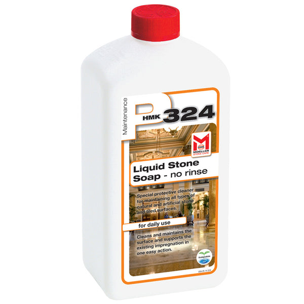 HMK P324 Liquid Stone Soap Concentrate 1-Liter Unit