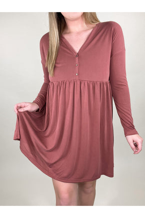 Dakota Babydoll Dress
