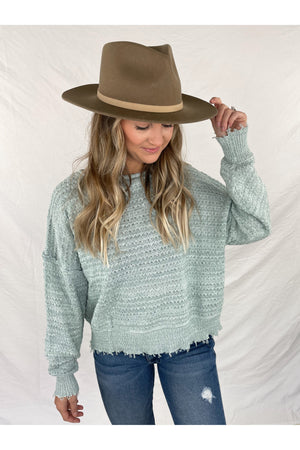 Denver Knit Sweater