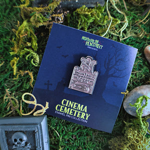 HI BILLY Enamel Pin - Nightmare on Film Street Horror Merch
