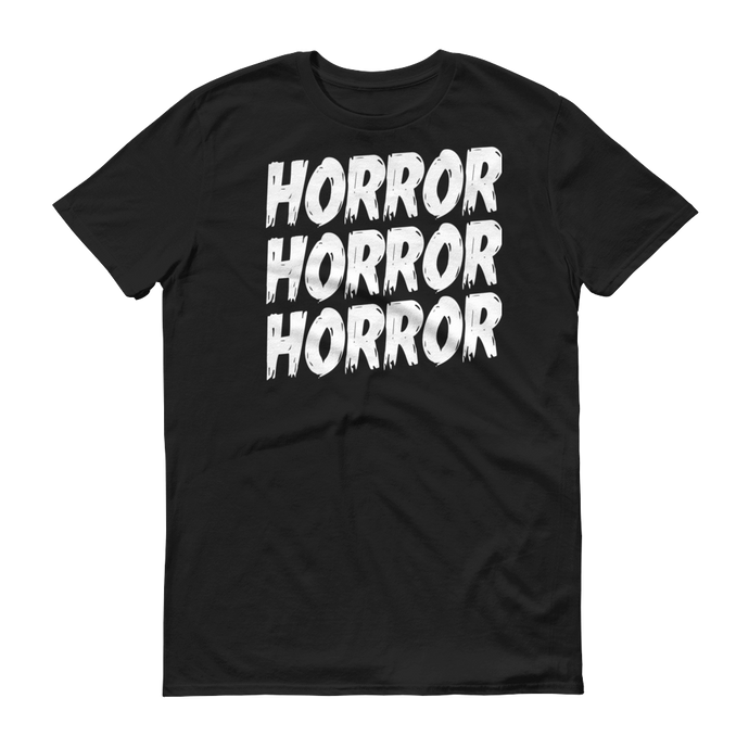 TRIPLE FEATURE Tee - Unisex - Nightmare on Film Street Horror Merch