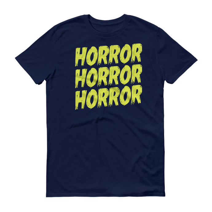 CREATURE FEATURE Tee - Unisex - Nightmare on Film Street Horror Merch