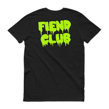 Exclusive Nightmare on Film Street FIEND CLUB Tee - Unisex - Nightmare on Film Street Horror Merch