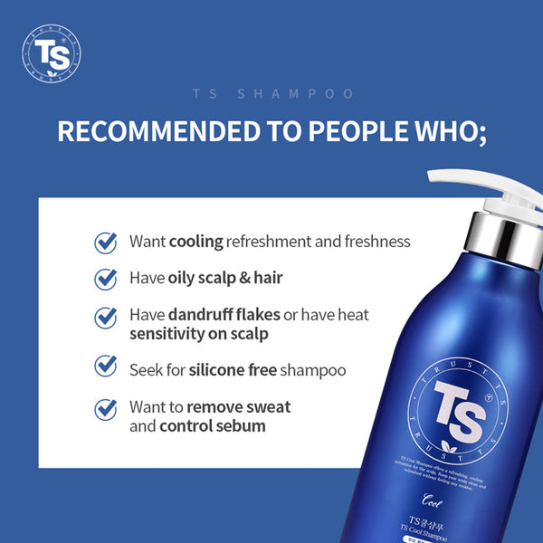 recommeded shampoo