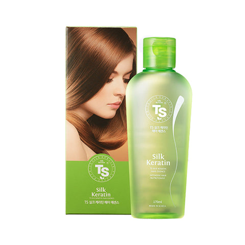 TS Silk Keratin Hair Essence 170ml