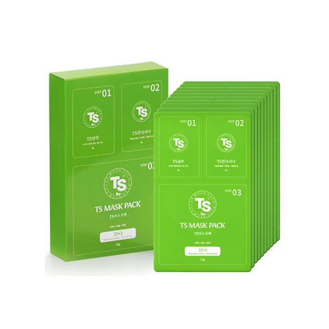 TS Mask Pack 25g x 10