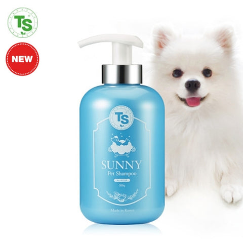 TS Sunny Dog Pet Shampoo 500g for all breeds and hair types